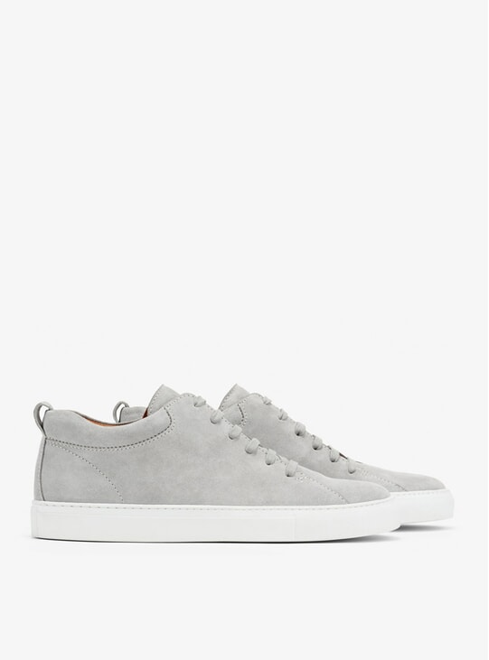 Storm Grey Tarmac Sneakers
