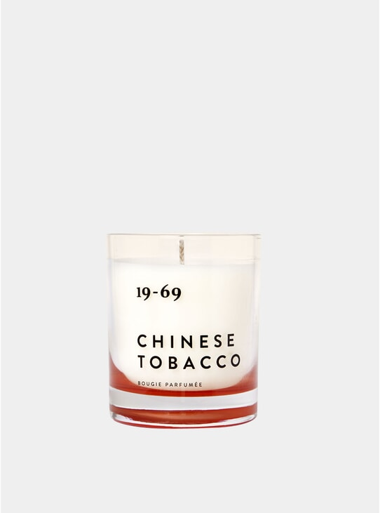 Chinese Tobacco Candle