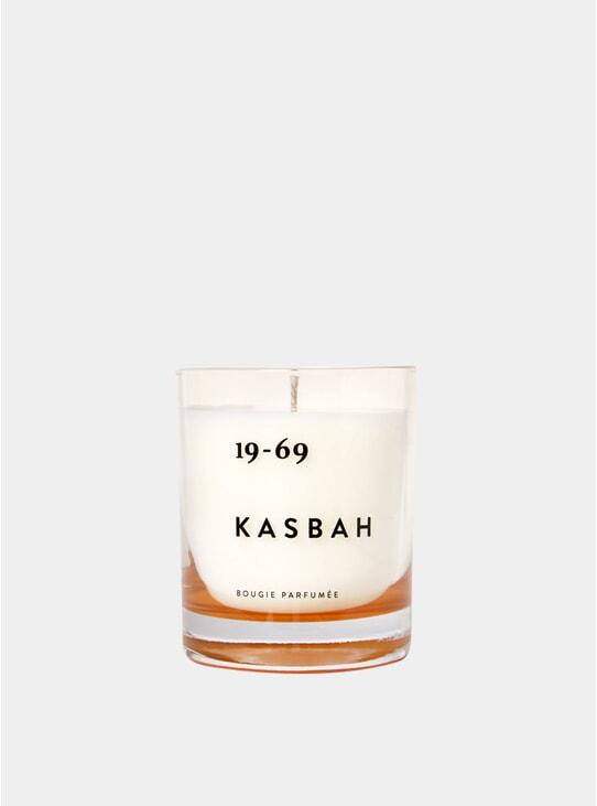 Kashbah Bar Candle