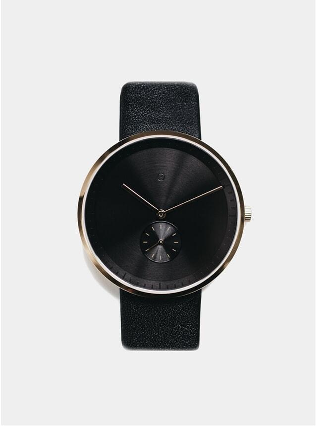 Bellevue Leather Watch