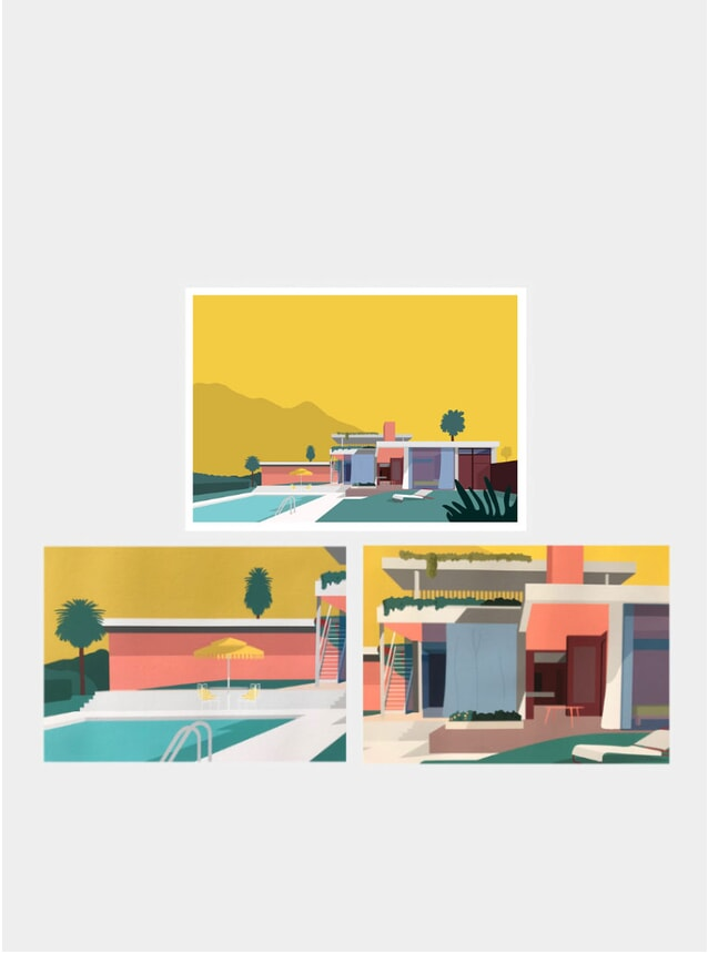 Richard Neutra Print