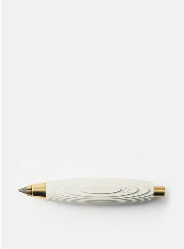 White  Contour Sketch Pencil