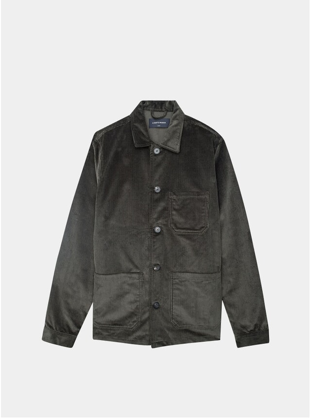 Army Corduroy Original Overshirt