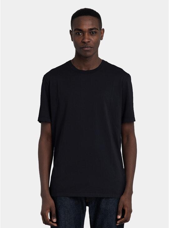 Black Classic Fit T Shirt