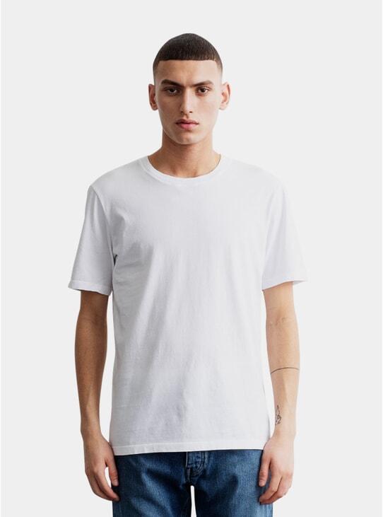 White Heavy T Shirt