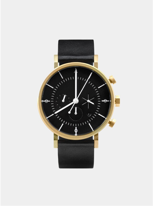 Gold Eon Watch