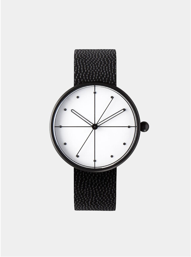 Black Dome Watch