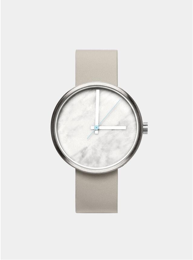 Carrara Marble Watch