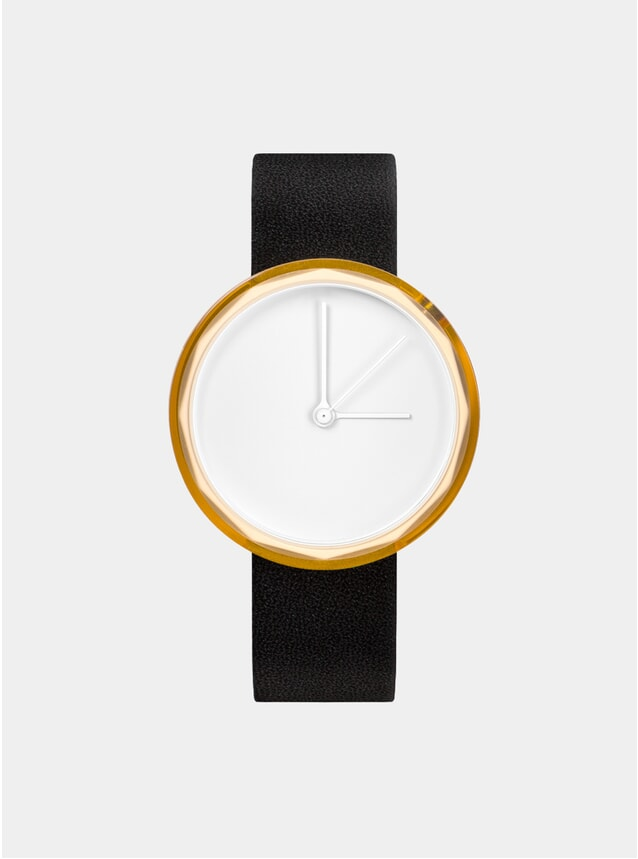 Champagne Prism Watch