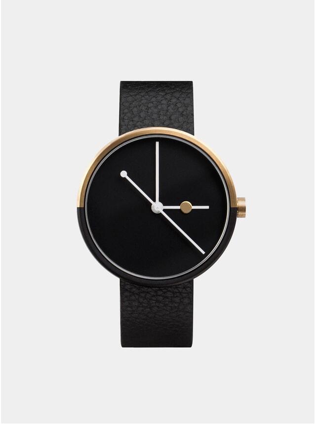 Gold Eclipse Watch