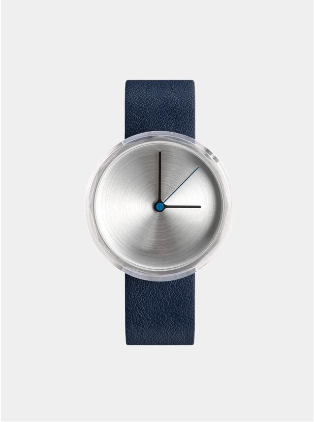 Silver Prism Watch