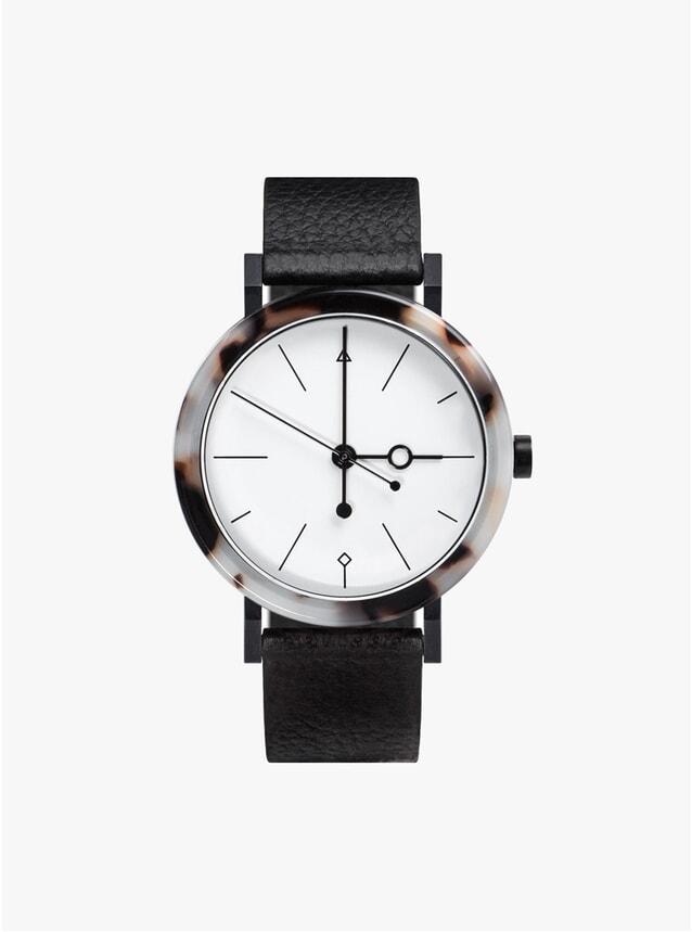 Shell White Watch