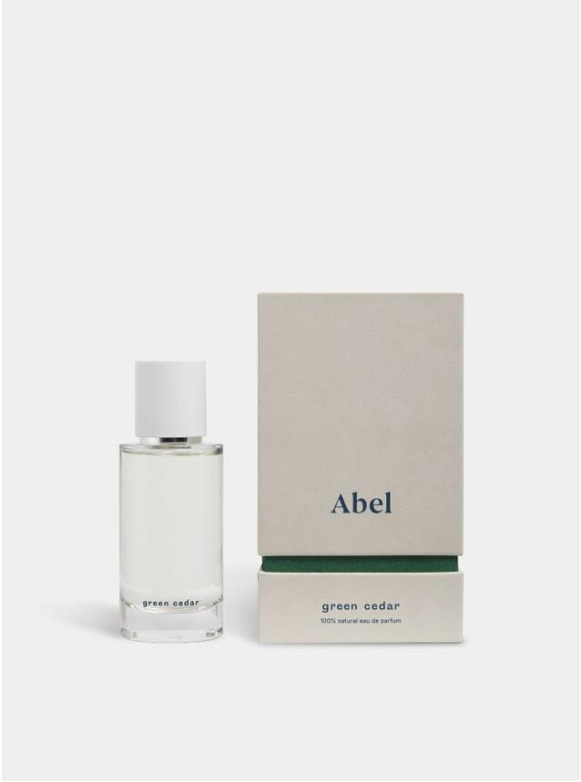 Green Cedar Natural Perfume