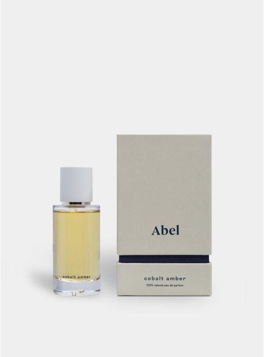 Cobalt Amber Natural Perfume
