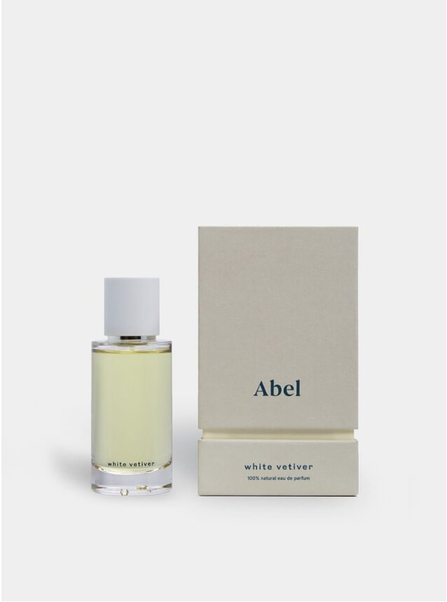 White Vetiver Natural Perfume