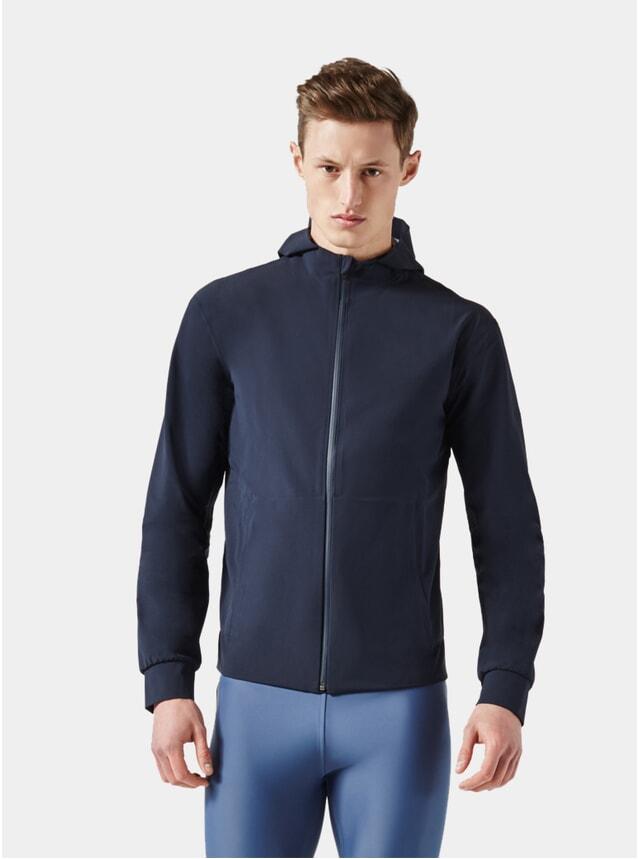 Dark Blue Adaptive Jacket