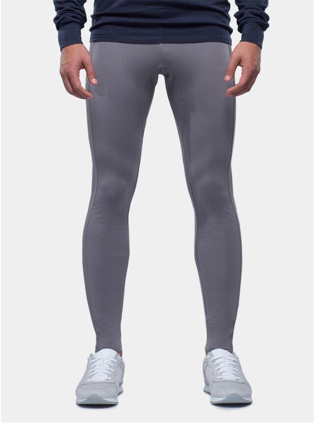 Grey Long Tights