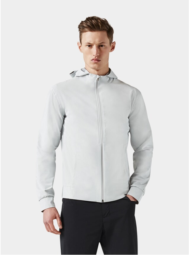 Light Grey Adaptive Jacket