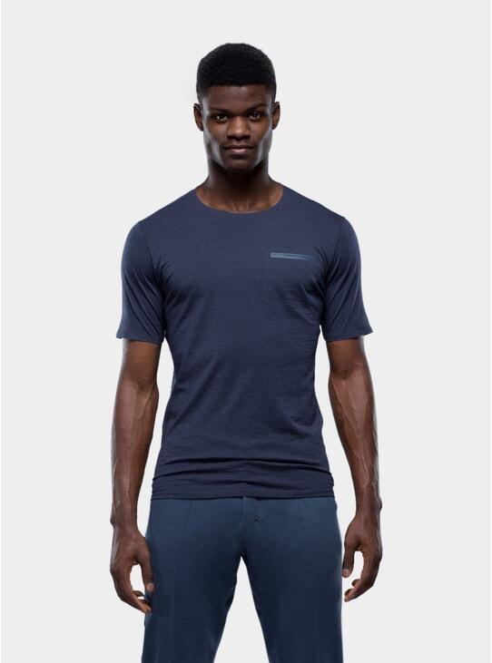 Navy Short Sleeve Jersey