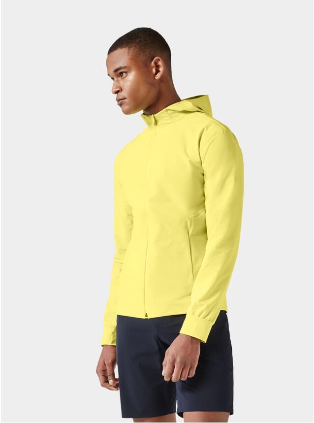 Yellow Adaptive Jacket