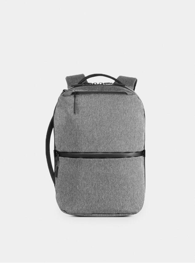 Gray Flight Backpack