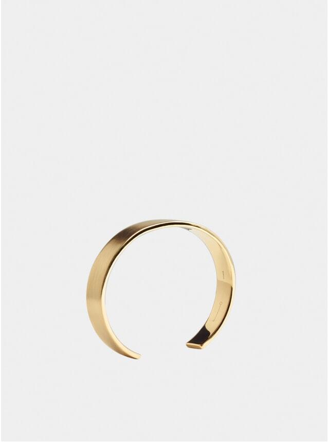 Gold 10mm Cuff