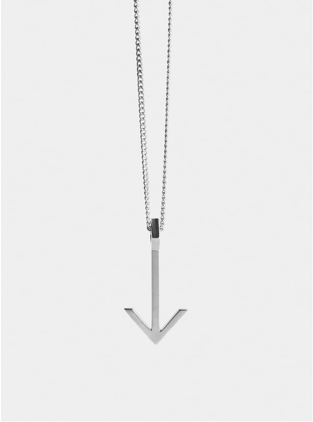 Silver Arrow Pendant