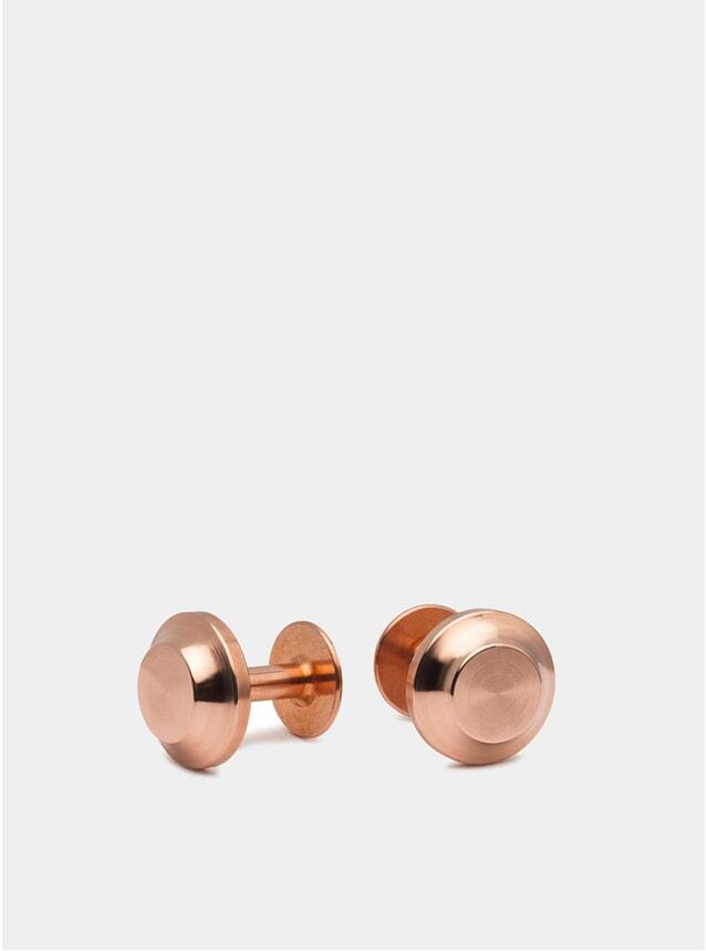 Copper Edward Cufflinks