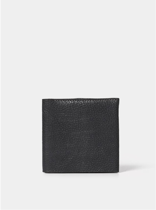 Black Oliver Leather Wallet