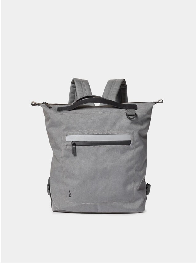 Grey Mini Hoy Travel & Cycle Rucksack