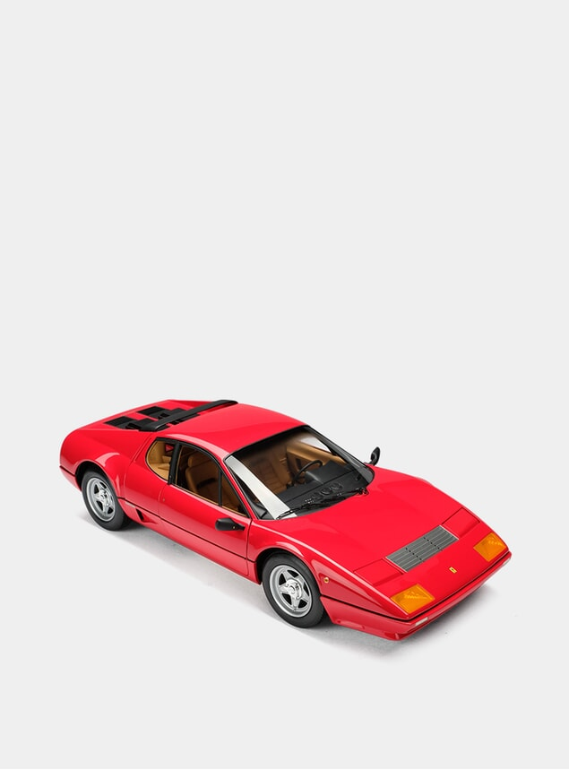 Ferrari BB 512I, 1981 1:8 Scale Model