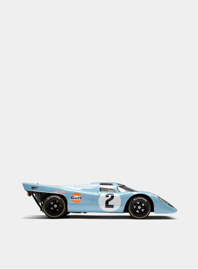 Porsche 917K Gulf #2 1:18 Scale