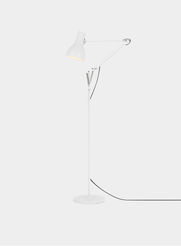 Alpine White Type 75 Floor Lamp