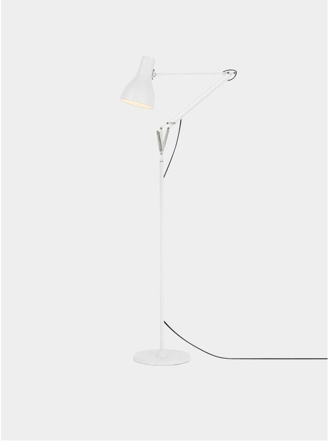 Alpine White Type 75 Floor Lamp
