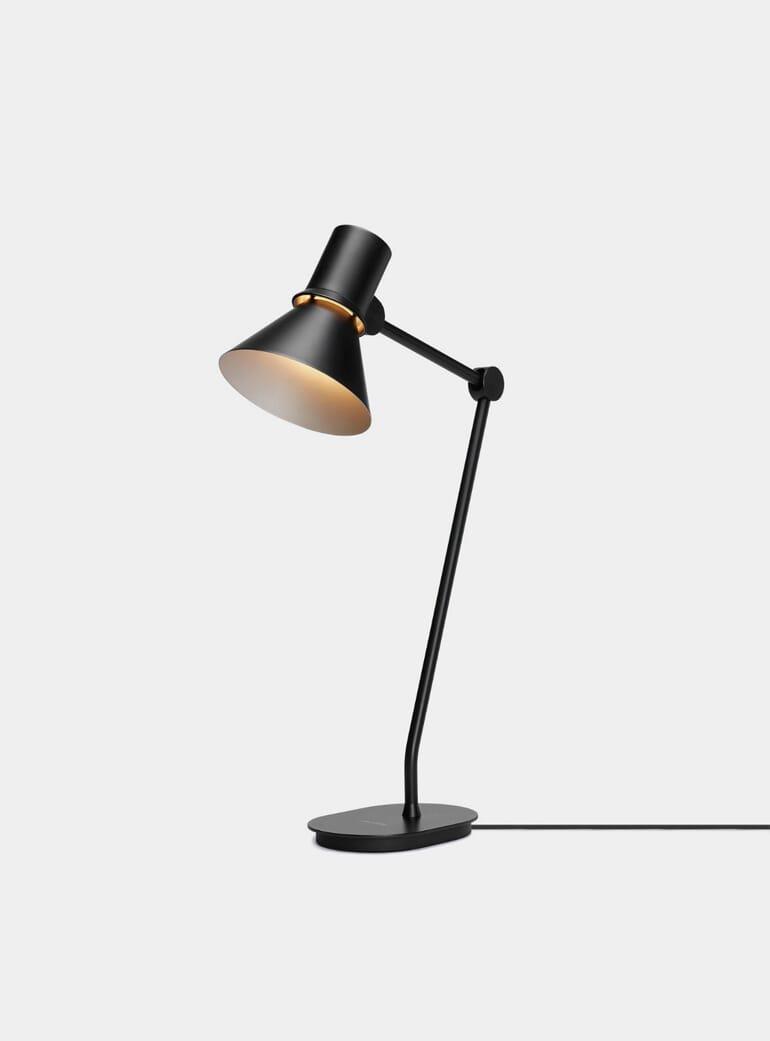 Matte Black Desk Lamp