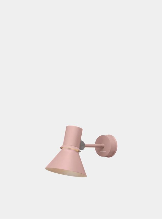 Rose Pink Type 80 Wall Light