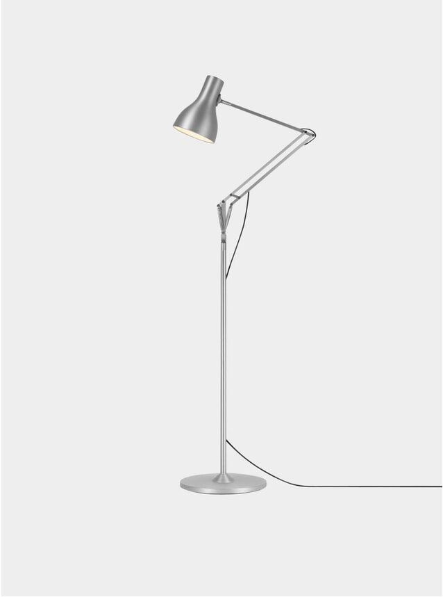 Silver Type 75 Floor Lamp