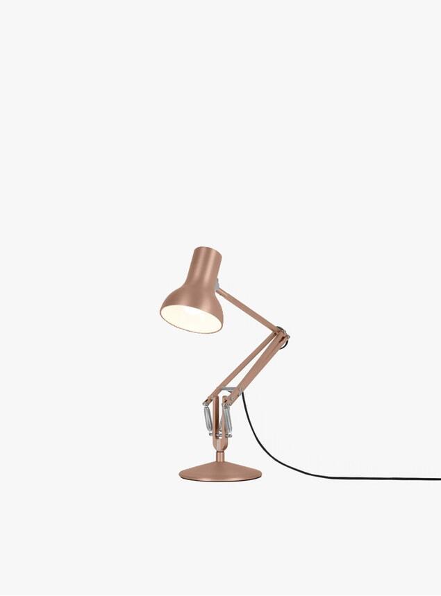 Copper Lustre 75 Mini Metallic Lamp