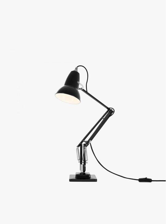 Jet Black Original 1227 Desk Lamp
