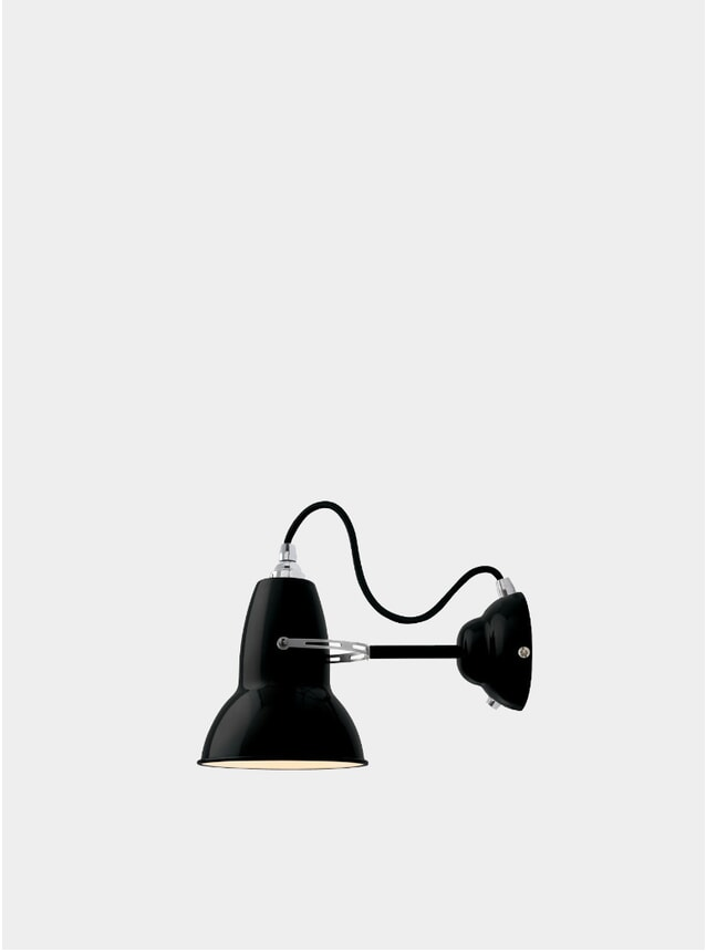 Jet Black Original 1227 Mini Wall Light