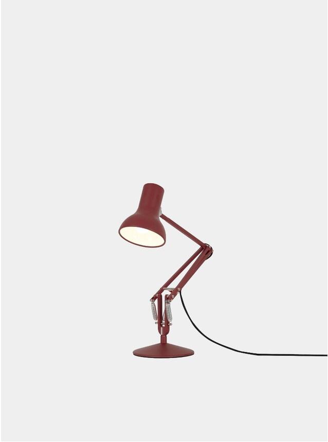 Russet Red Type 75 Mini Desk Lamp