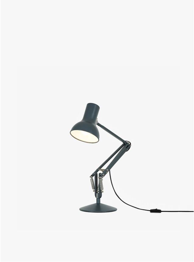 Slate Grey Mini Type 75 Desk Lamp