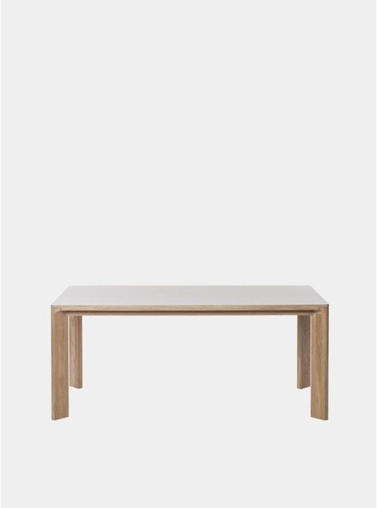 Lastra Mushroom Rectangular Table