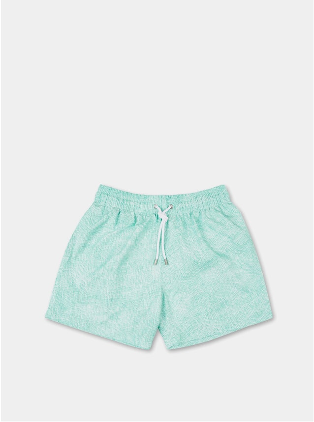 Aqua Ecailles Swim Shorts