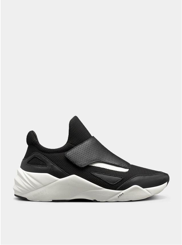 Black Off White Apextron Mesh W13 Sneakers