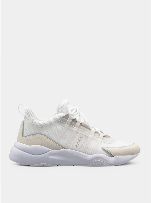 White Satellite Lyron Mesh F-Pro90 Sneakers