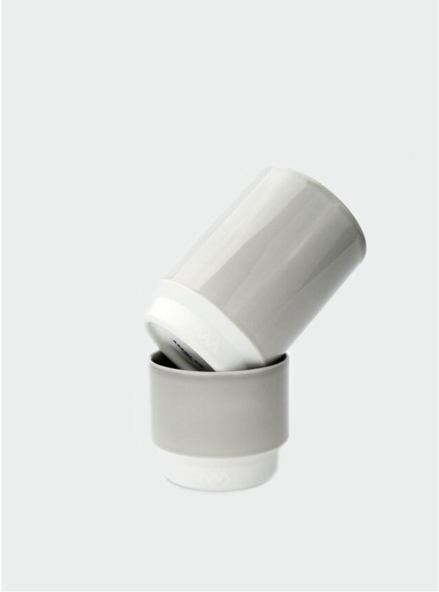 Grey Pastel Hasami Cups