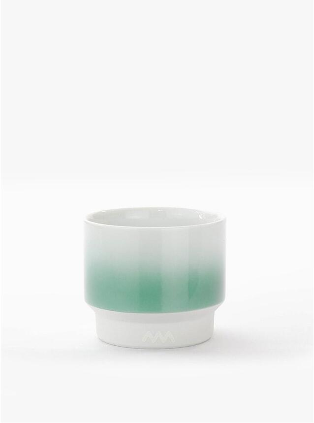 Mint Gradient Hasami Cups
