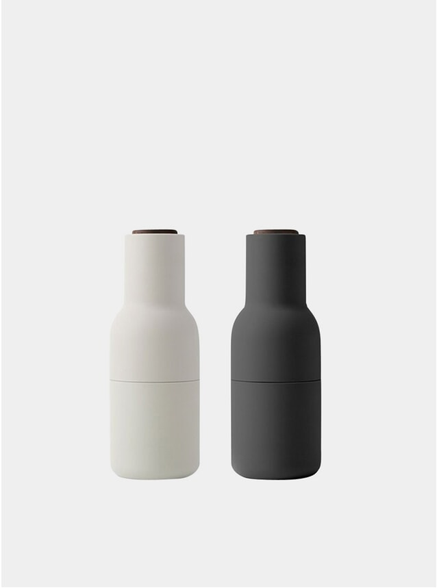 Ash / Carbon Bottle Grinder 2 Pack