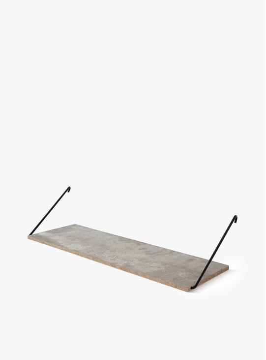 Concrete Loopholes Shelf
